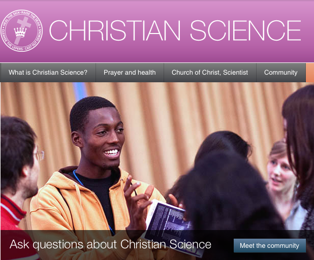 ChristianScience.com