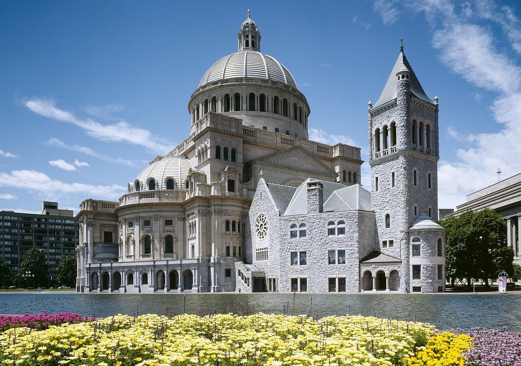 Christian Science 'Mother Church,' Boston