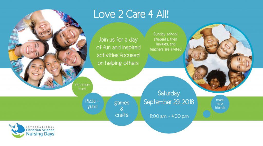 International Christian Science Nursing Days @ Tenacre Foundation | Princeton | New Jersey | United States